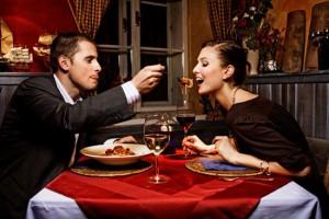 ужин вдвоем