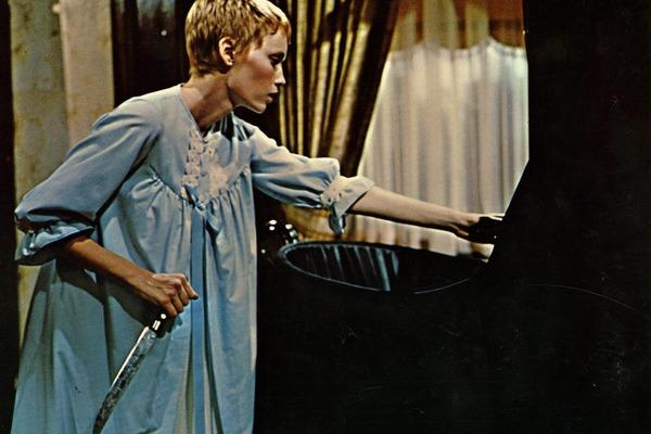 "Кадр из фильма "" Ребенок Розмари"" (1968)"