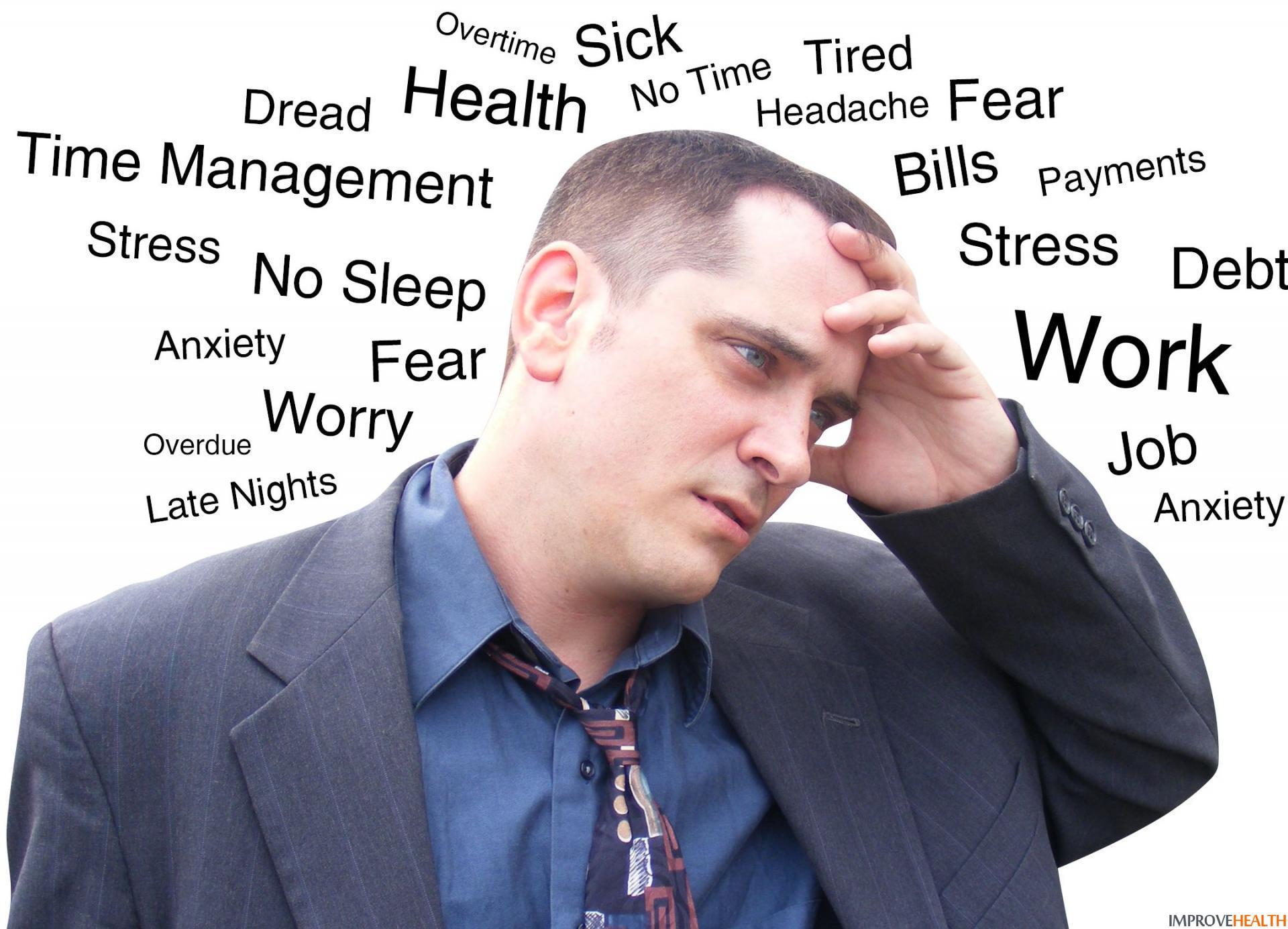 Как научиться снимать напряжение и стресс